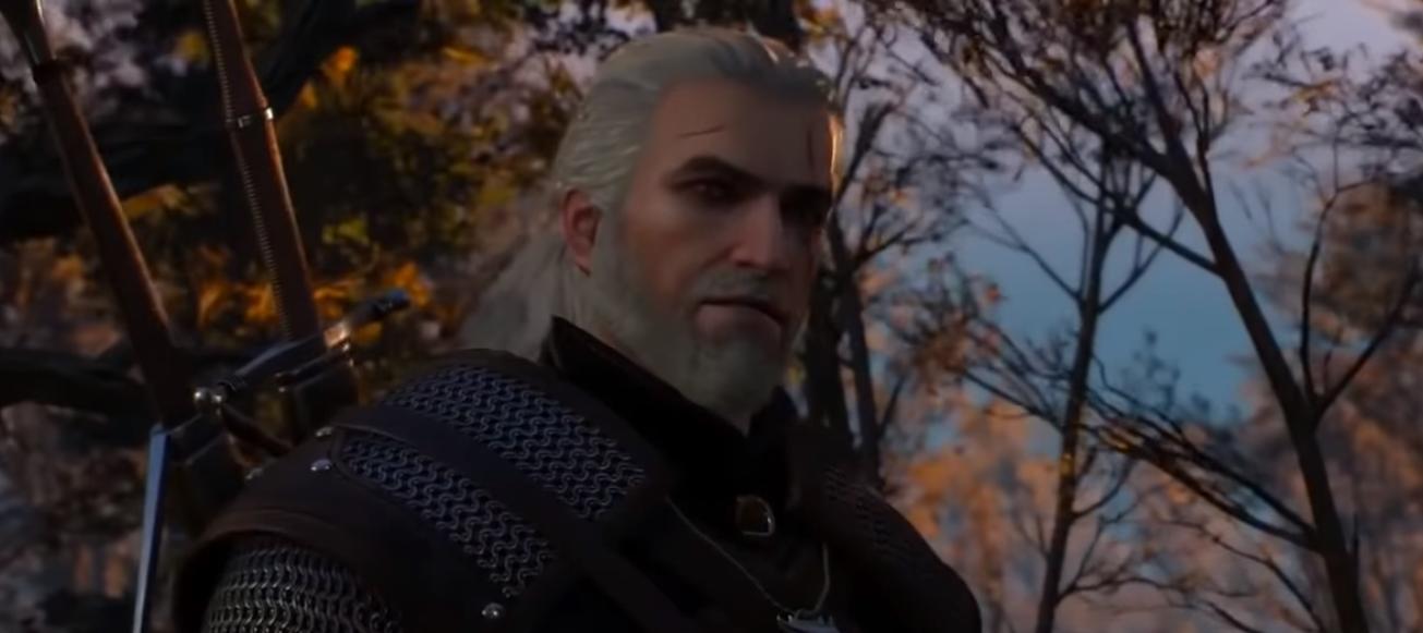 Still image of Geralt