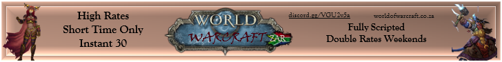 Warcraft ZAR