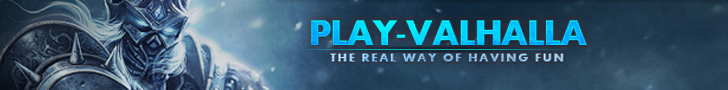 Play-Valhalla - Lvl 255 - 3.3.5a