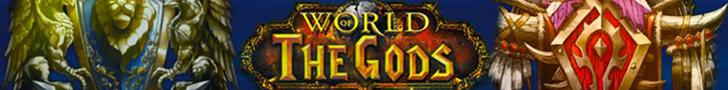 World of the Gods | 3.3.5a | Lvl 255