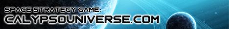 Calypso Universe - Space Strategy