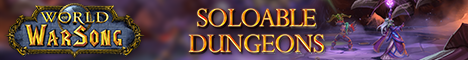 WARSONG | WotLK - Soloable Content
